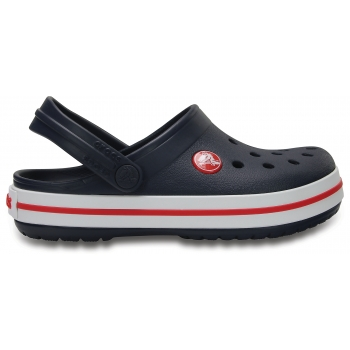 Kids' Crocband Clog Navy/Red