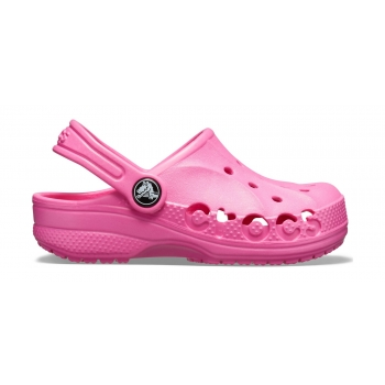 Crocs™ Baya Clog Kids Neon Magenta