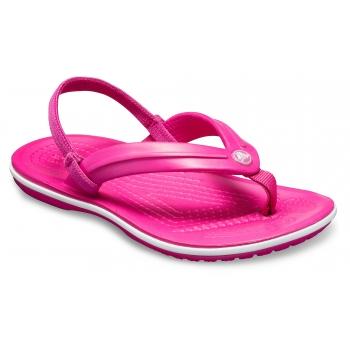 Crocband Strap Flip Kid´s Candy Pink