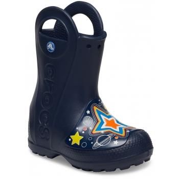 FunLab Galactic Rain Boot K, Navy
