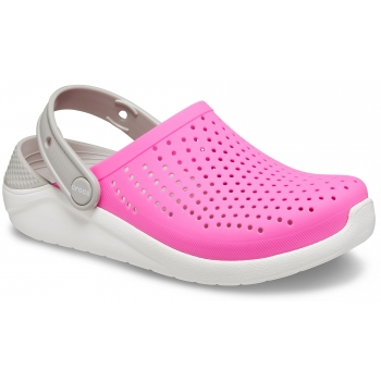 LiteRide Clog K  Electric Pink/White