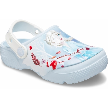 FunLab Disney Frozen Clog K Ice Blue