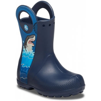 Funlab Shark Patch Rain Boot K