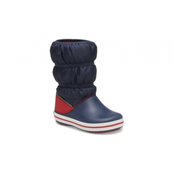 Crocs Crocband Winter Boot Navy / Red