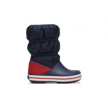 Crocband™  Winter Boot Navy / Red