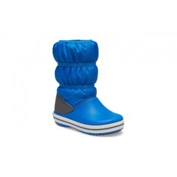 Crocs Crocband Winter Boot Bright Cobalt / Light Grey