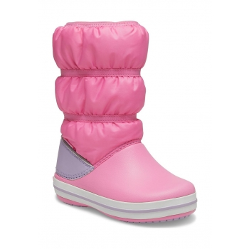 Crocs Crocband Winter Boot Pink Lemonade / Lavender