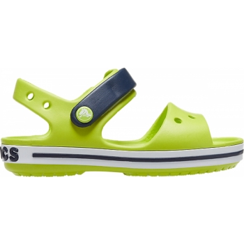 Crocband Sandal K Lime Punch