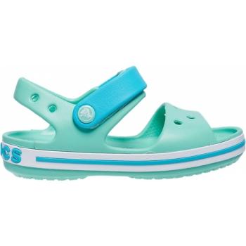 Crocband Sandal K Pistachio