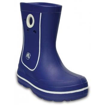 Crocband Jaunt Rain Boot K Cerulean Blue