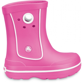 Crocband™ Jaunt Rain Boot K Bright Pink