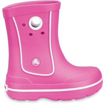 Crocband™ Jaunt Rain Boot K Bright Pink