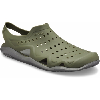Swiftwater Wave Sandal Army Green / Slate Grey