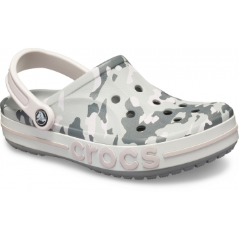 Bayaband Graphic II Clog Light Grey / Barely Pink