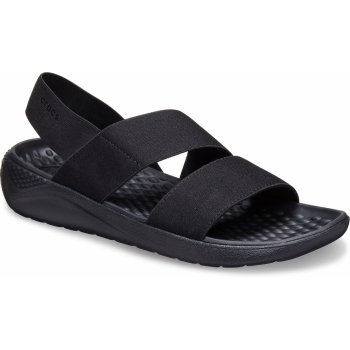 LiteRide Stretch Sandal W Black/Black