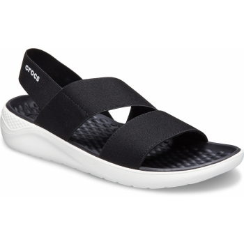 LiteRide Stretch Sandal W Black/White