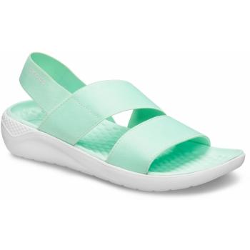 LiteRide Stretch Sandal W Neo Mint/Almost White