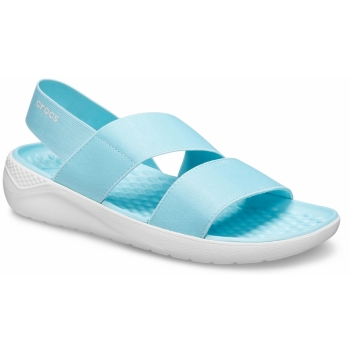 LiteRide Stretch Sandal W Ice Blue/Almost White
