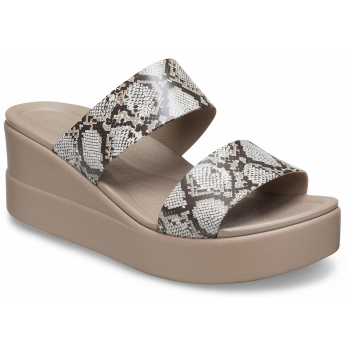Brooklyn Mid Wedge 	Multi/Stucco