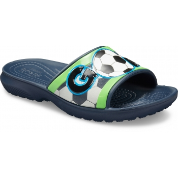 Funlab Sports Fan Slide Kid's Navy