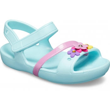 Lina Charm Sandal Kid's Ice Blue