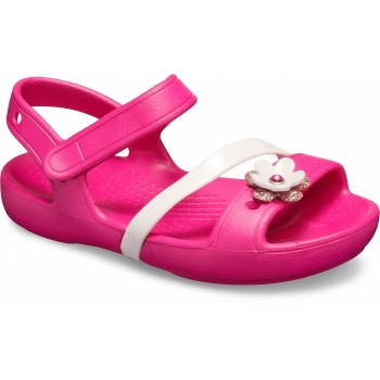 Lina Charm Sandal Kid's Candy Pink
