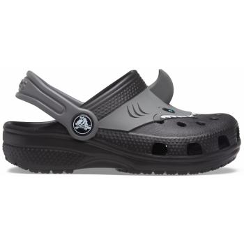 FL Classic Iam Shark Clog Kids Black