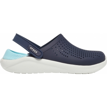 LiteRide Clog Navy/Almost White