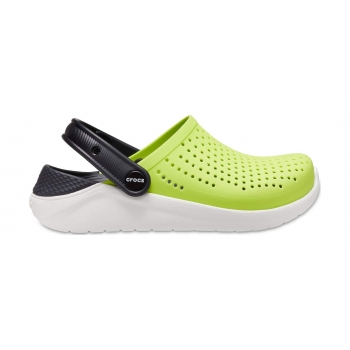 LiteRide Clog K Lime Punch/Black