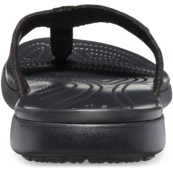 Santa Cruz Leather Flip Black/Black