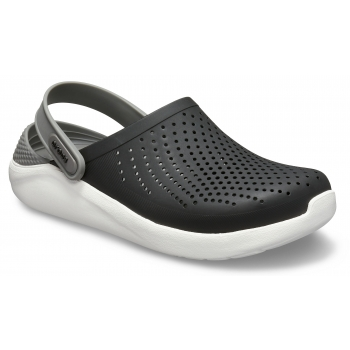 LiteRide Clog Black/Smoke