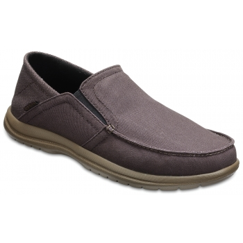 Santa Cruz Convertible Slip-On Men's Espresso/Walnut
