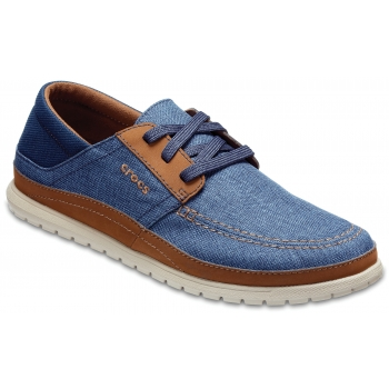 Santa Cruz Playa Lace Men's Navy/Cobblestone