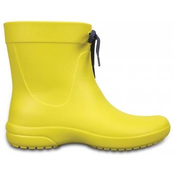 Freesail Shorty Rain Boot Lemon