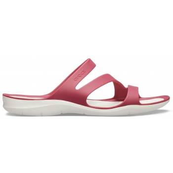 Swiftwater Sandal W  Pomegrante/White