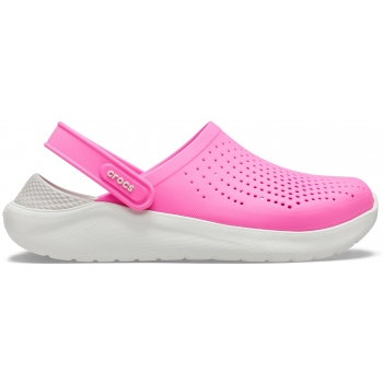 Crocs™ LiteRide Clog Electric Pink/Almost White
