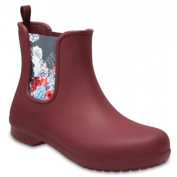 Crocs Freesail Chelsea Boot W Garnet
