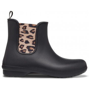 Freesail Chelsea Boot Leopard/Black