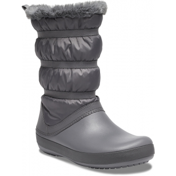 Crocband Winter Boot Women Charocal