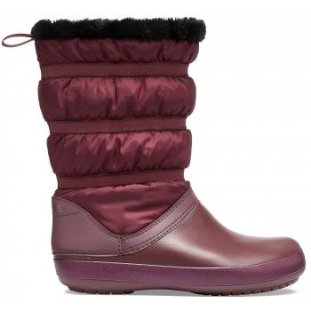 Crocband™ Winter Boot Women Burgundy
