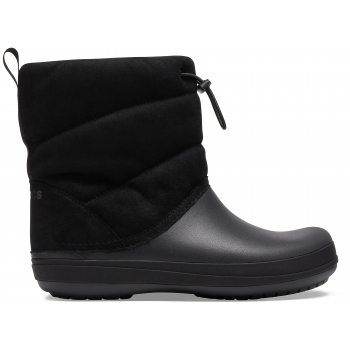 Crocband™ Puff Boot Women's, Black