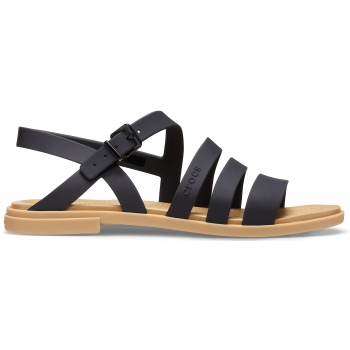 Crocs Tulum Sandal W, Black/Tan