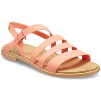 Crocs Tulum Sandal W Grapefruit/Tan