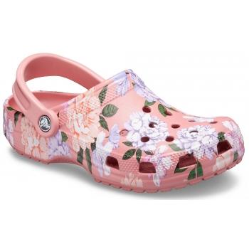 Classic Printed Floral Clog Blossom
