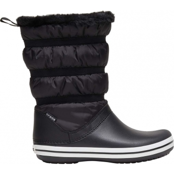Crocband Boot Black / Black