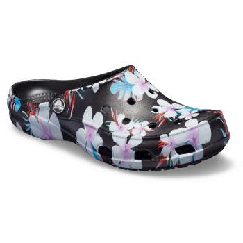 Freesail Seasonal Clog Women's Tropical Floral/Black