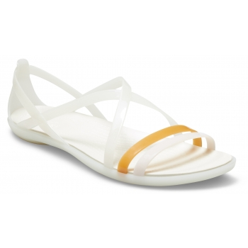 Isabella Strappy Sandal W Oyster