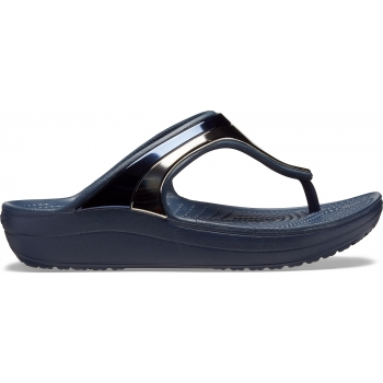 Sloane Metal Block Flip Multi Navy/Navy