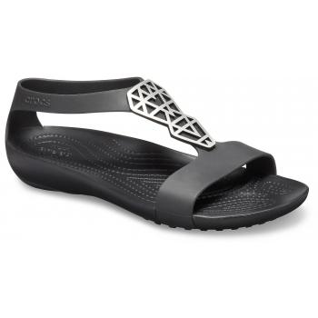 Serena Embellish Sandal Women's Silver/Black