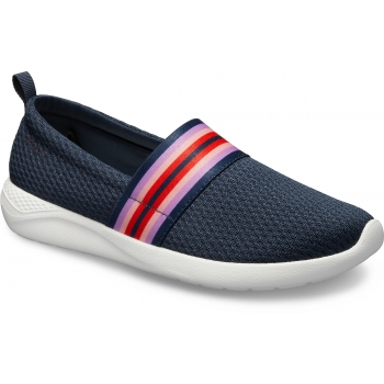 LiteRide Mesh Slip-On Women's Navy Colorblock/Navy
